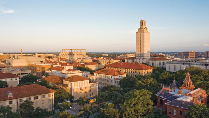 Техасский университет в Остине. Фото: The University of Texas at Austin